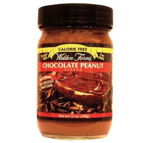 peanut spreads - 340g - chocolate peanut spread marki Walden farms
