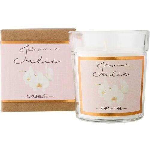 Lacrosse Świeca zapachowa orchidee le jardin de julie (8435474402029)