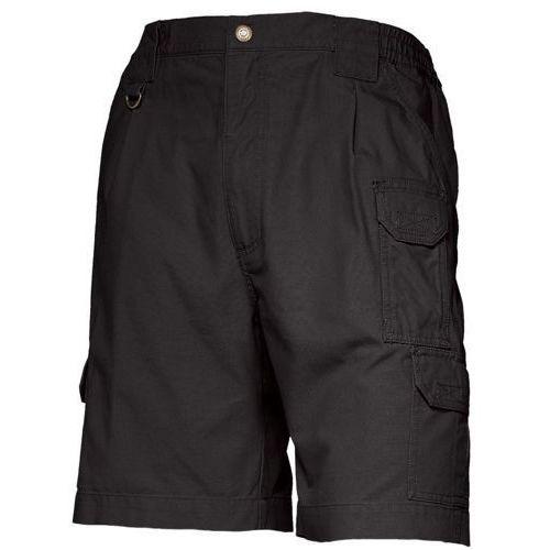 "5.11 tactical series Szorty 5.11 tactical short canvas męskie 100% cotton, krótkie 9"" - black"