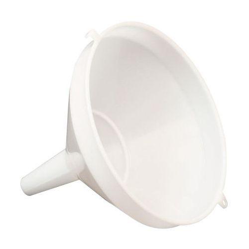 Lejek plastikowy biały fi 25cm BIOWIN