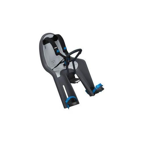Fotelik rowerowy na przód ridealong mini ciemnoszary marki Thule