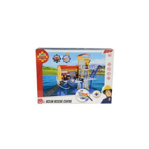 SIMBA Strażak Sam Stacja ratownictwaz figurką - Simba Toys. DARMOWA DOSTAWA DO KIOSKU RUCHU OD 24,99ZŁ (4052351011606)