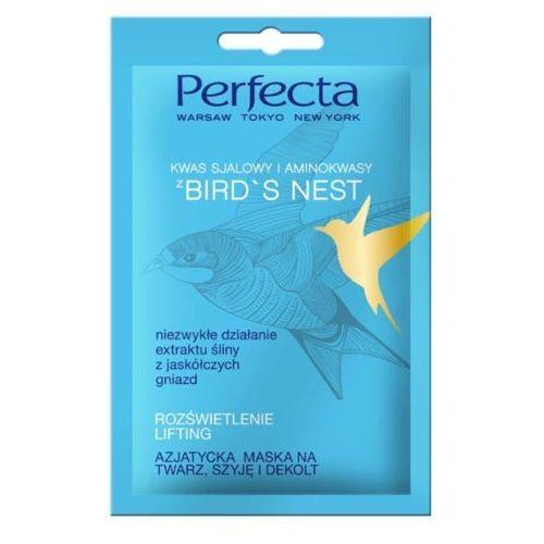 PERFECTA BIRD'S NEST MASKA NA TWARZ ROZŚWIETLAJĄCO - ODMŁADZAJĄCA 1SZT (5900525054197)