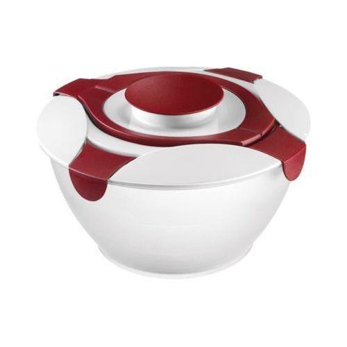Westmark Pojemnik 6.5l biało-czerwony (4004094242274)
