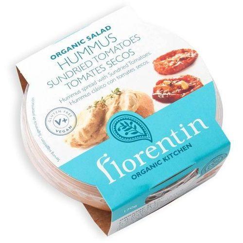 Florentin dystrybutor: bio planet s.a., wilkowa wieś 7, 05-084 leszno Hummus z suszonymi pomidorami bio 170 g - florentin (8714685001338)