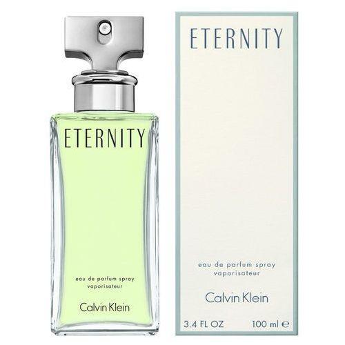 Calvin Klein Eternity Woman 100ml EdP. Najniższe ceny, najlepsze promocje w sklepach, opinie.