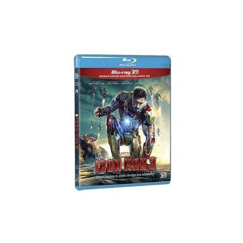 Iron Man 3 3D (Blu-Ray) - Shane Black DARMOWA DOSTAWA KIOSK RUCHU (7321917502245)
