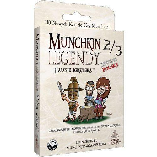 Munchkin Legendy 2/3 [Jackson Steve] (5901549119619)
