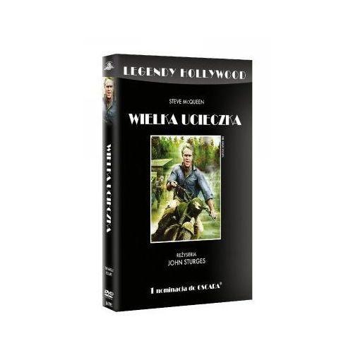 Wielka ucieczka (DVD) - John Sturges. DARMOWA DOSTAWA DO KIOSKU RUCHU OD 24,99ZŁ