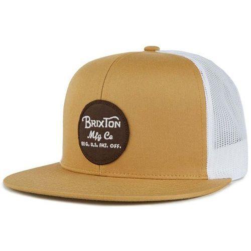 Czapka z daszkiem - wheeler mesh cap copper (coppr) rozmiar: os marki Brixton