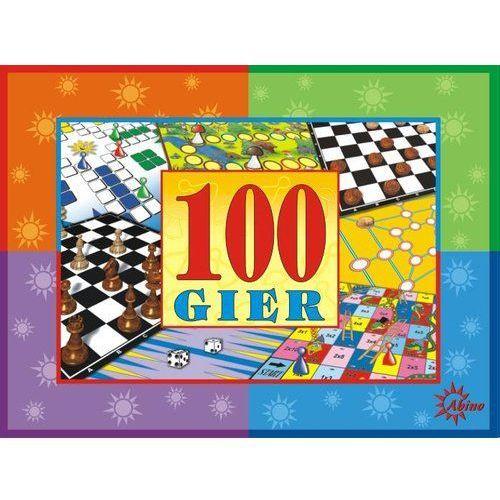 Gra Zestaw 100 gier - DARMOWA DOSTAWA OD 199 ZŁ!!! (5907438272113)