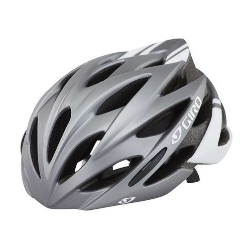 Giro savant kask rowerowy szary 51-55 cm 2018 kaski rowerowe (0768686559594)