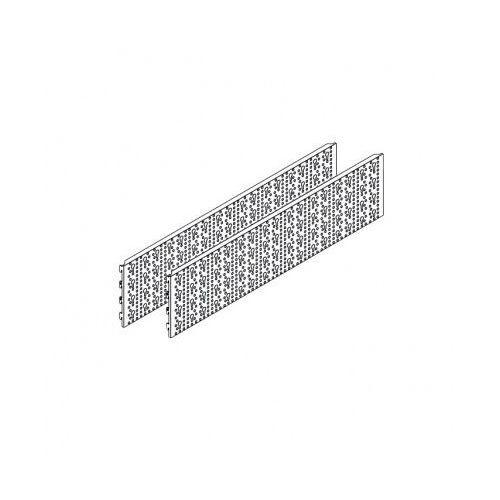 Metalowy panel perforowany