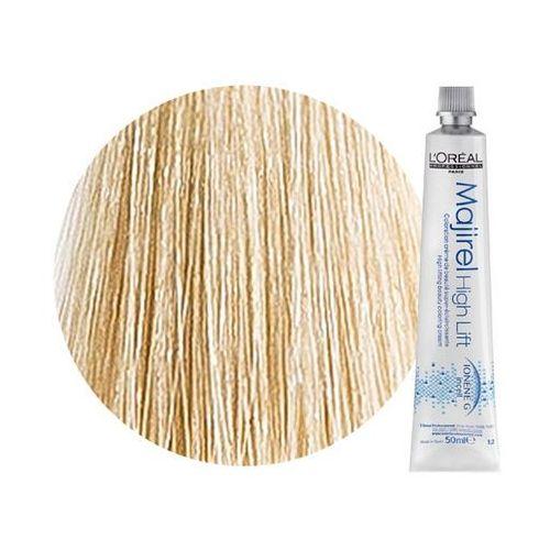 majirel high lift | trwała farba rozjaśniająca włosy - kolor beige popielato-złocisty - 50ml od producenta Loreal