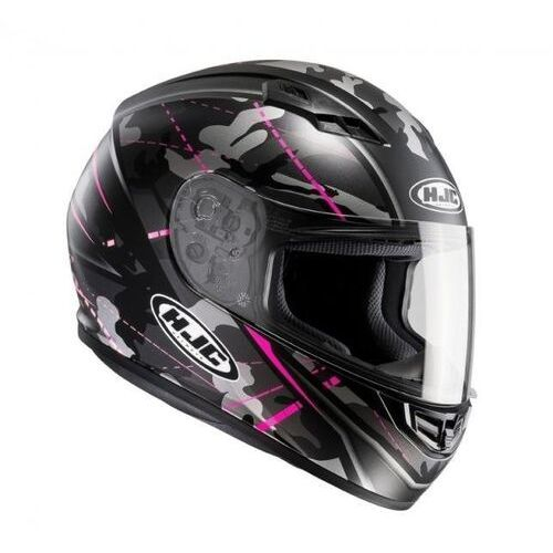 KASK HJC CS-15 SONGTAN BLACK/PINK