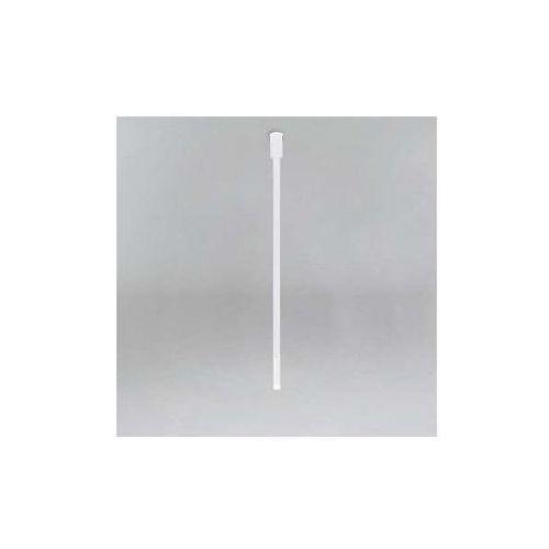 Downlight LAMPA sufitowa ALHA N 9044/G9/800/BI/kolor Shilo natynkowa OPRAWA minimalistyczna sopel tuba, kolor Biały
