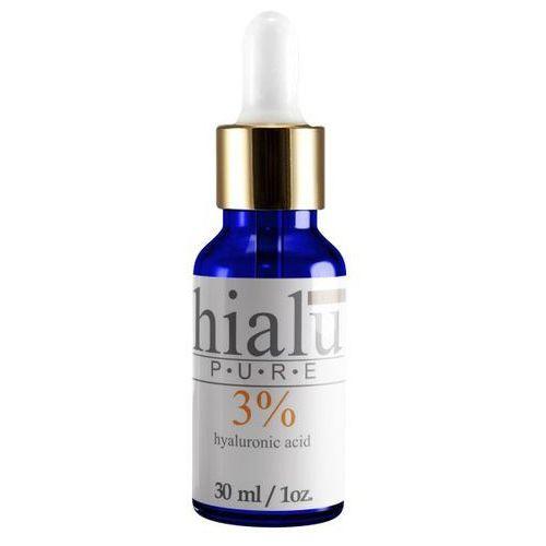 Kwas hialuronowy 30 ml - serum na zmarszczki, zmiany skórne, włosy marki Mts