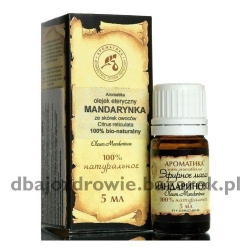 Aromatika Olejek mandarynkowy , 100% naturalny, 5 ml