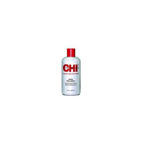 infra treatment, zasadowa odżywka do włosów farbowanych, 355ml marki Chi