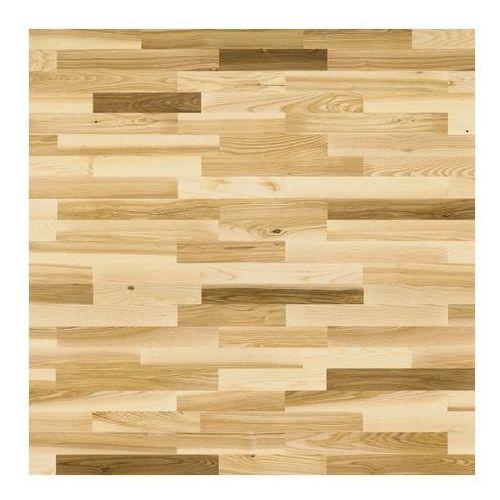 Deska trójwarstwowa jesion natural 3-lamelowa 1 58 m2 marki Barlinek