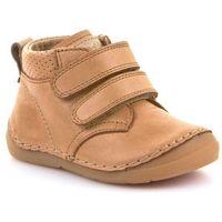 buty chłopięce za kostkę 20 brązowe marki Froddo