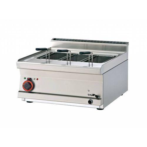 Urządzenie do gotowania makaronu elektryczne | gn 1/1 | 7500w | 600x600x(h)280mm marki Rm gastro