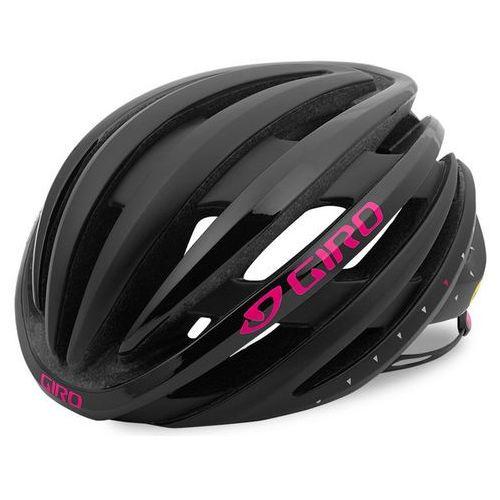 Giro ember mips kask rowerowy kobiety czarny 51-55 cm 2019 kaski rowerowe (0768686744334)