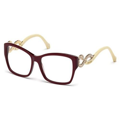 Okulary korekcyjne  rc 0937 praecipua 069 marki Roberto cavalli
