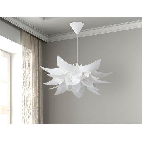 Lampa wisząca biała ALVA