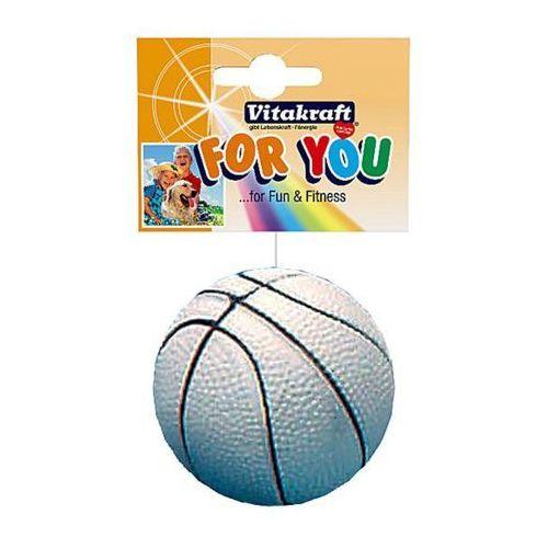 VITAKRAFT For You - Zabawka dla psa piłka koszykowa 1szt