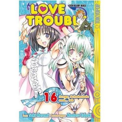 Love Trouble - Jungs, Schokolade und . . . ich