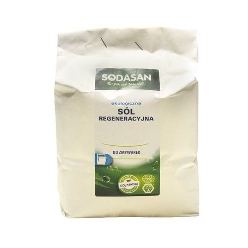 Sodasan Sól regeneracyjna do zmywarek bio