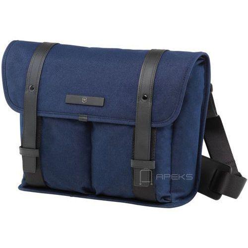 "Victorinox architecture urban lombard mini torba na laptop 11"" - granatowy"