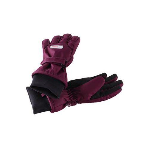 Rękawice zimowe narciarskie 5palczaste reimatec tartu liliowy - 4960 marki Reima