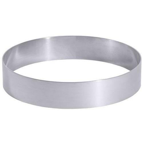 Pierścień nierdzewny do ciasta o średnicy 280 mm | , 688/280 marki Contacto