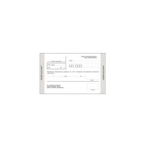 Zwrotne potwierdzenie odbioru / KPA - EGZEKUCJA [Pu/Kpa-5s], 47461