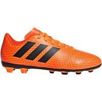 Buty adidas Nemeziz 18.4 Flexible Ground DB2355, kolor czarny