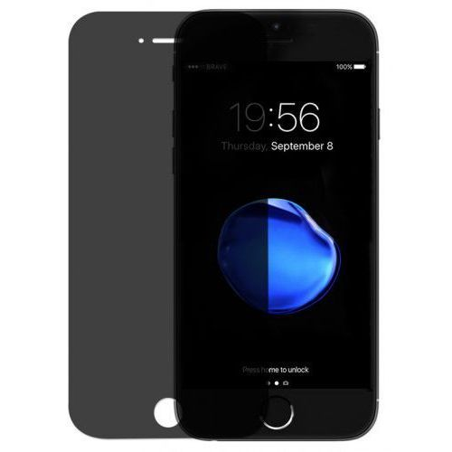 Szkło hartowane Mocolo 3D Full Cover Tempered Glass iPhone 6/6s Privacy Black (2000053567015)