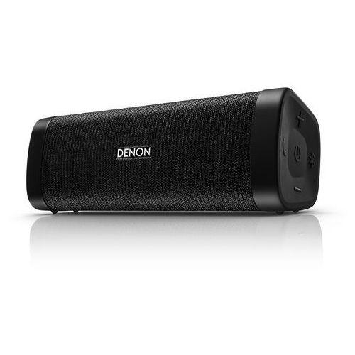 Głośnik mobilny DENON Envaya 250BTBGEM Czarny + Zamów z DOSTAWĄ JUTRO! + DARMOWY TRANSPORT! (4951035062319)