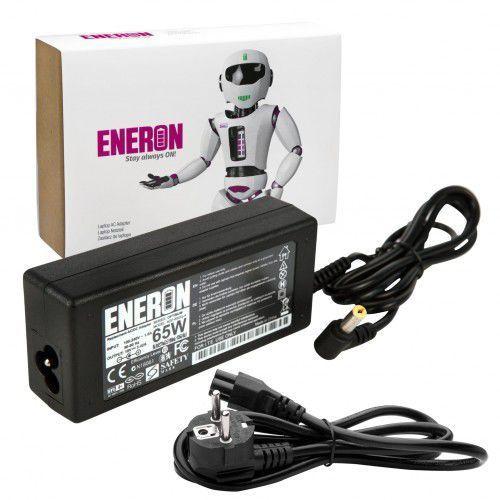 Zasilacz ładowarka ENERON do laptopa ACER eMachines 19V 3.42A 65W + kabel, AC65/K-5517_1