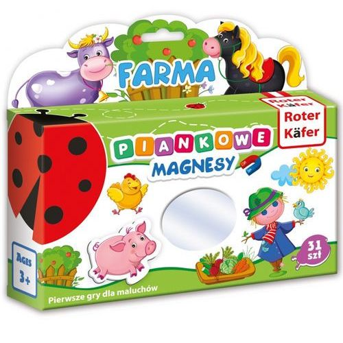 Mój mały świat magnesów Farma