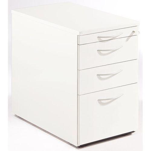Fm büromöbel Thea - kontener stacjonarny, szuflada na przybory, 2 szuflady na dokumenty, kart