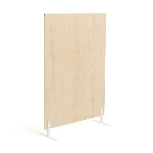 Ścianka działowa EASE, 1480x1000x18 mm, brzoza, 135362