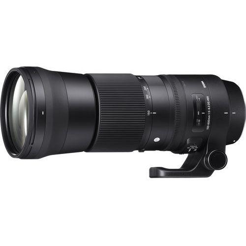 Sigma c 150-600 mm f/5-6.3 dg os hsm canon - produkt w magazynie - szybka wysyłka! (0085126745547)