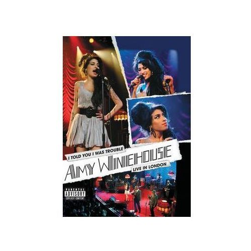 Amy Winehouse - I TOLD YOU I WAS TROUBLE - Zakupy powyżej 60zł dostarczamy gratis, szczegóły w sklepie - sprawdź w wybranym sklepie