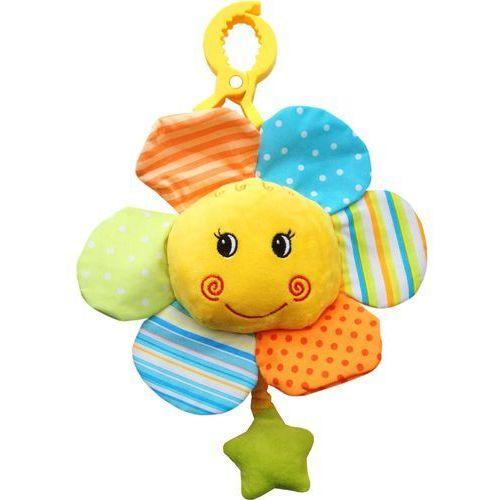 BabyOno Grający kwiatek, zawieszka (5901435400852)