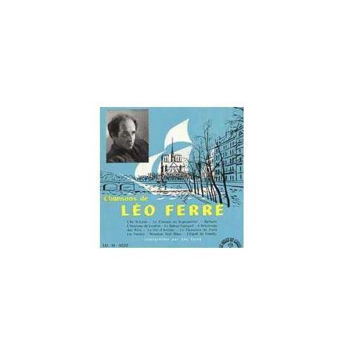 Chansons De Leo Ferre (0794881447923)
