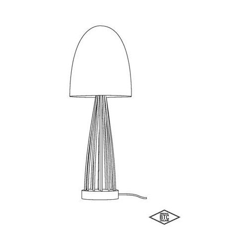 stanley table - mosiężny marki Original btc