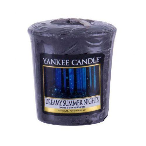 dreamy summer nights świeczka zapachowa 49 g unisex marki Yankee candle