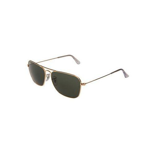 Ray-ban Rayban caravan okulary przeciwsłoneczne transparent